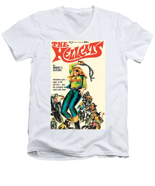 The Hellcats Men's V-Neck T-Shirt