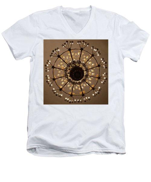 The Hermitage 2 Men's V-Neck T-Shirt