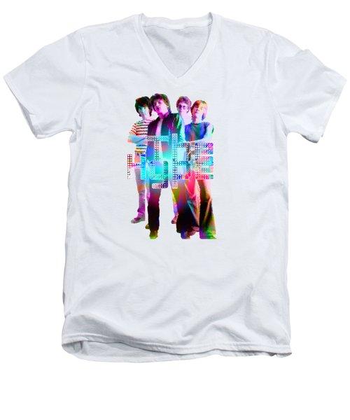 The Hype Men's V-Neck T-Shirt