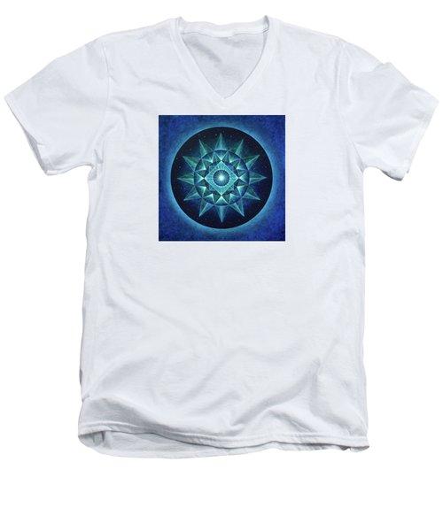 The Inner Light Men's V-Neck T-Shirt