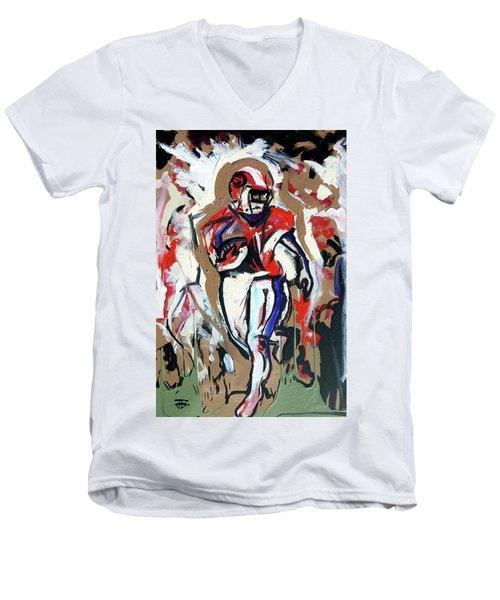 The Interception Men's V-Neck T-Shirt