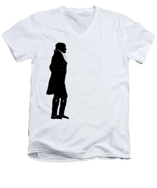 The Jefferson Men's V-Neck T-Shirt