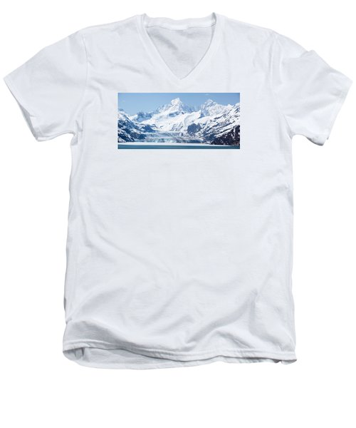The Land Of Ice Men's V-Neck T-Shirt