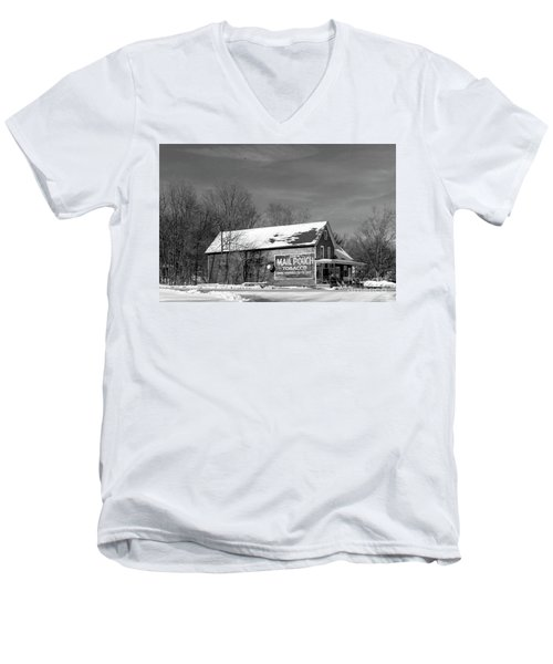 The Layton Country Store Men's V-Neck T-Shirt