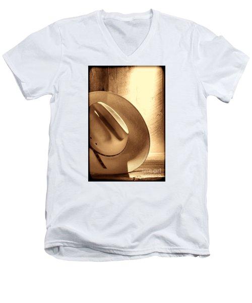 The Lost Hat Men's V-Neck T-Shirt