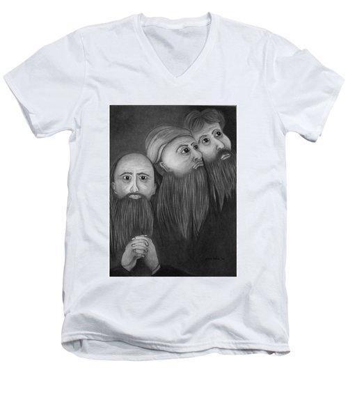 The Magis Men's V-Neck T-Shirt