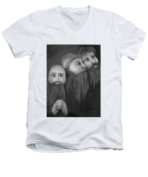 The Magis Men's V-Neck T-Shirt