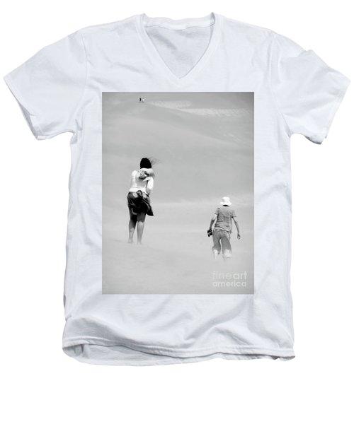 The Men Return Men's V-Neck T-Shirt
