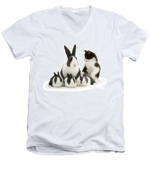 The Misfit Men's V-Neck T-Shirt