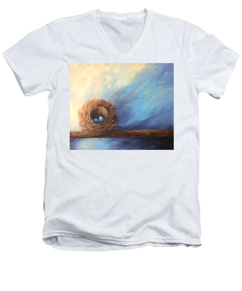 The Nest 2017 Men's V-Neck T-Shirt