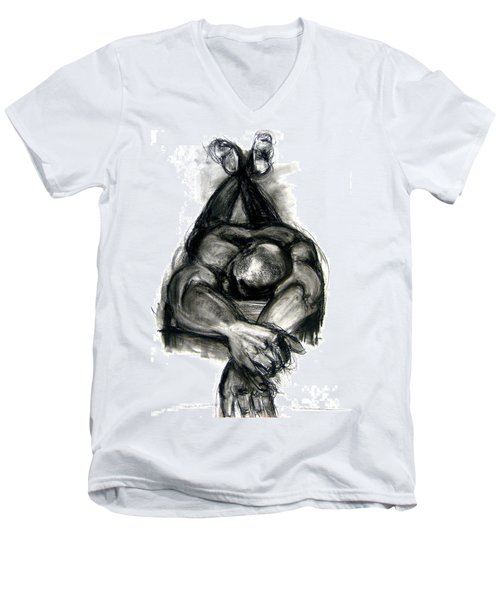 The Revolutionary Act Men's V-Neck T-Shirt