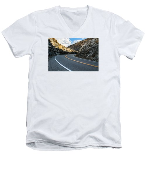 The Road Men's V-Neck T-Shirt