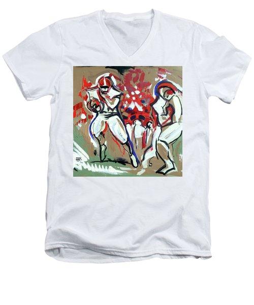 The Run Men's V-Neck T-Shirt