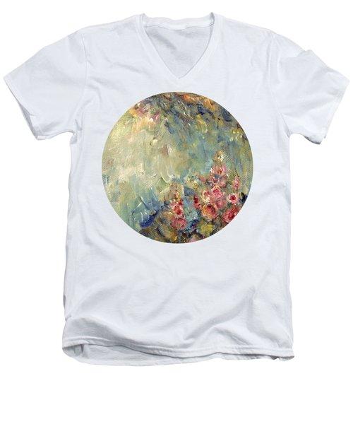 The Sparkle Of Light Men's V-Neck T-Shirt