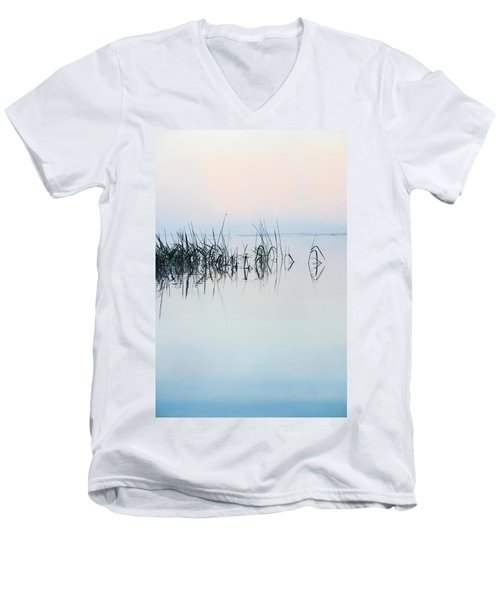 The Stillness Of Life Men's V-Neck T-Shirt by Shelby  Young