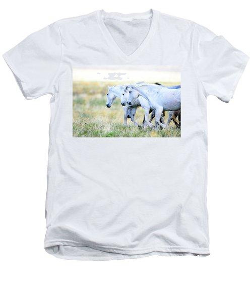 The Three Amigos Men's V-Neck T-Shirt