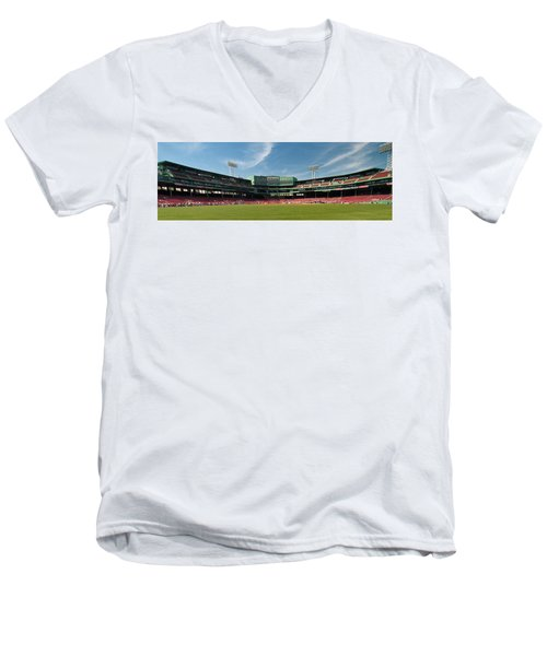 The View From Center Men's V-Neck T-Shirt