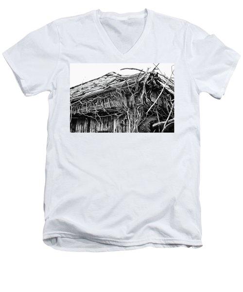 The Vines Awaken Men's V-Neck T-Shirt
