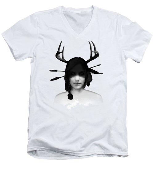 The Volva Men's V-Neck T-Shirt