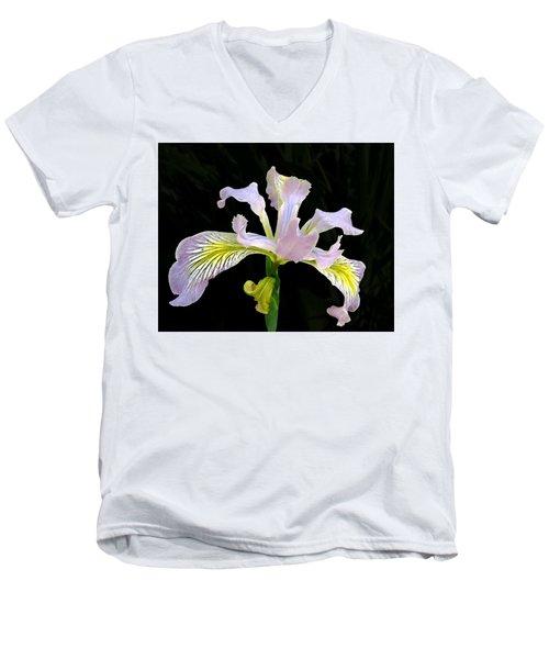 The Wild Iris Men's V-Neck T-Shirt