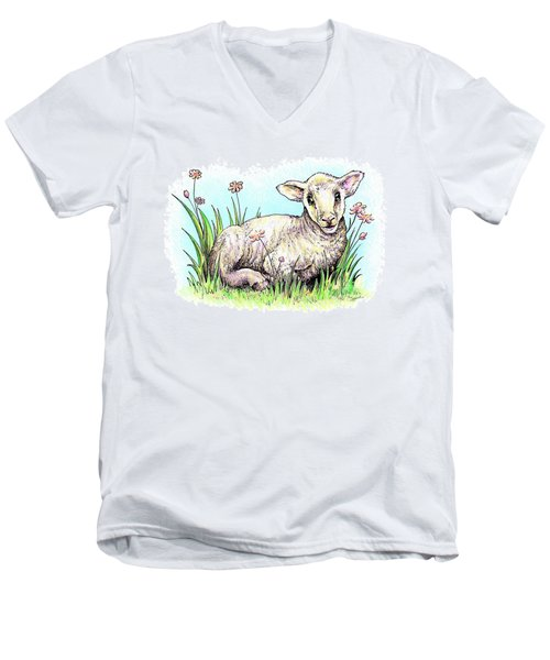 The Yearling Part II Men's V-Neck T-Shirt