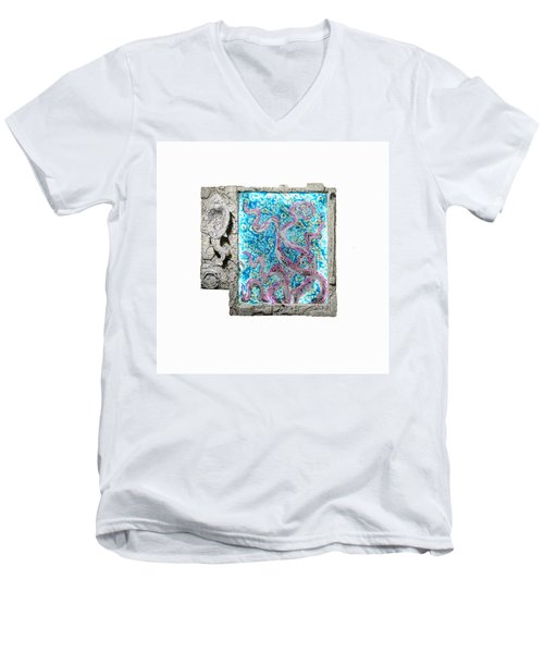 Things Of The Sea Men's V-Neck T-Shirt