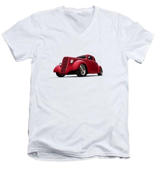Thirty-five Men's V-Neck T-Shirt