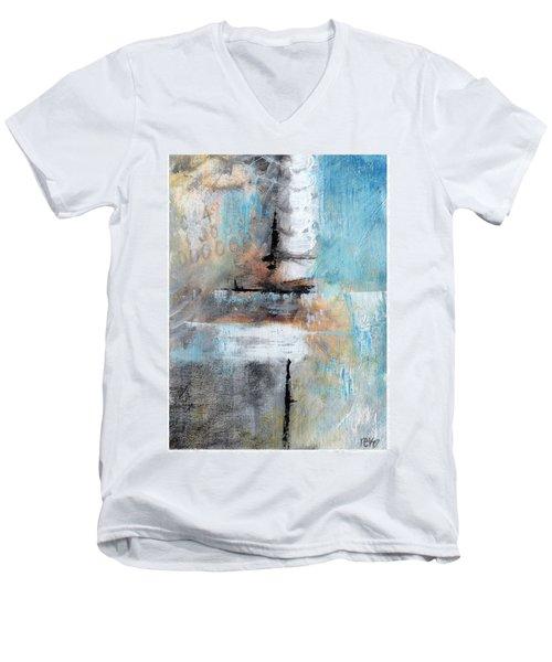 This April Men's V-Neck T-Shirt