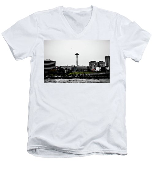 This Is Seattle  Men's V-Neck T-Shirt