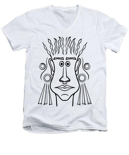 Thomas Men's V-Neck T-Shirt
