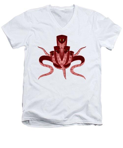Those Five Snakes Men's V-Neck T-Shirt