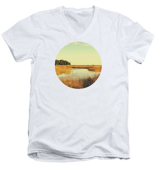 Those Golden Days Men's V-Neck T-Shirt