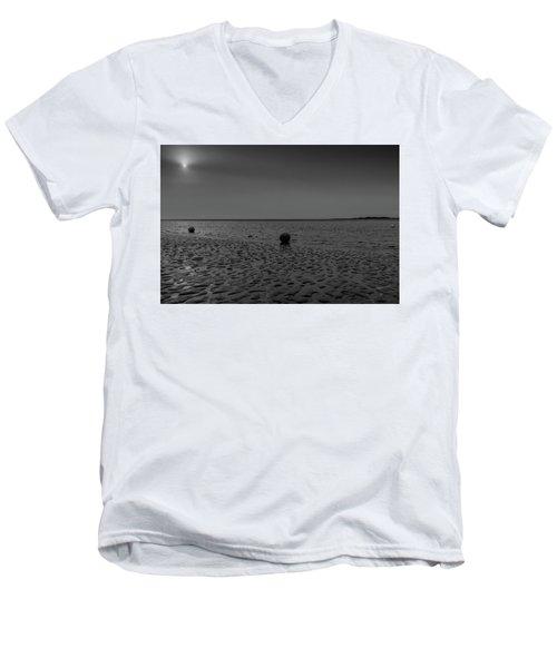 Three Buoys Men's V-Neck T-Shirt