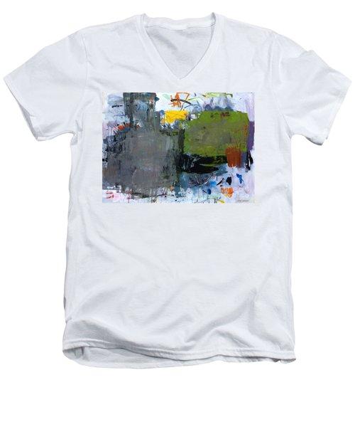 Fusion Men's V-Neck T-Shirt
