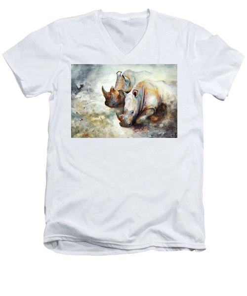 Thunderstruck Men's V-Neck T-Shirt