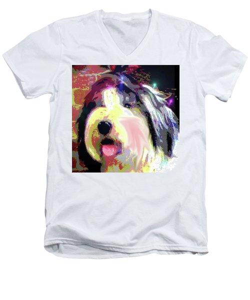 Tia Men's V-Neck T-Shirt