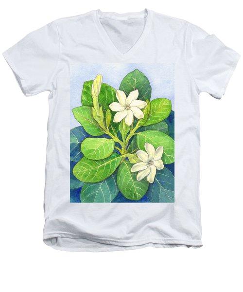 Tiare Maori Men's V-Neck T-Shirt