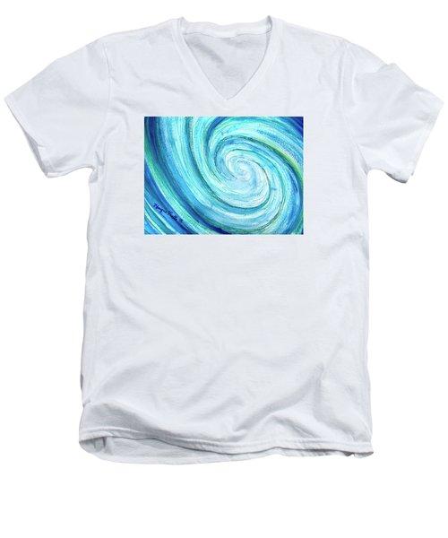 Tidal Men's V-Neck T-Shirt