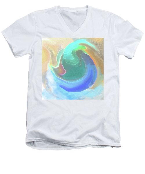 Tidal Pool Men's V-Neck T-Shirt