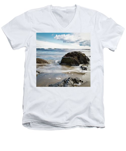 Tide Coming In #2 Men's V-Neck T-Shirt