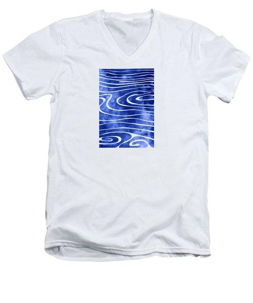 Tide Viii Men's V-Neck T-Shirt