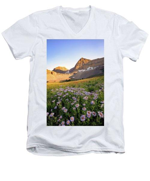 Timpanogos Astors Men's V-Neck T-Shirt