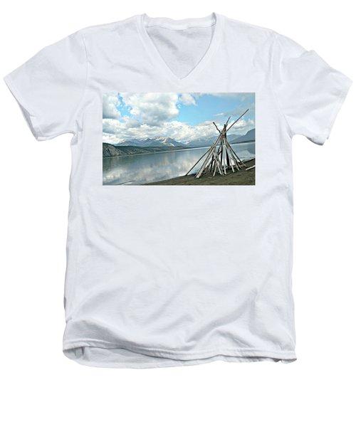 Tipi Like Men's V-Neck T-Shirt