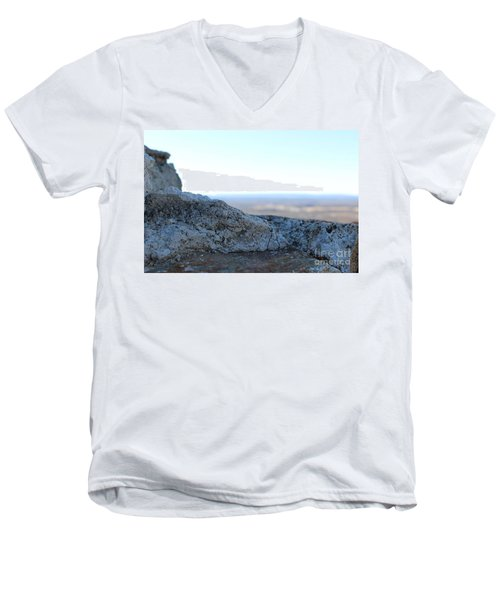 To The Horizon Men's V-Neck T-Shirt