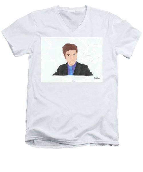 Tobuscus Men's V-Neck T-Shirt