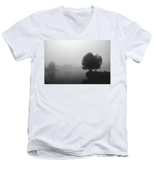 Toledo Park Men's V-Neck T-Shirt
