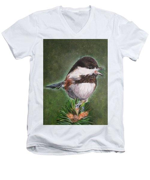Tree Topper Men's V-Neck T-Shirt