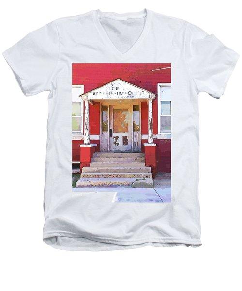 Trinity Or Trinidad Men's V-Neck T-Shirt