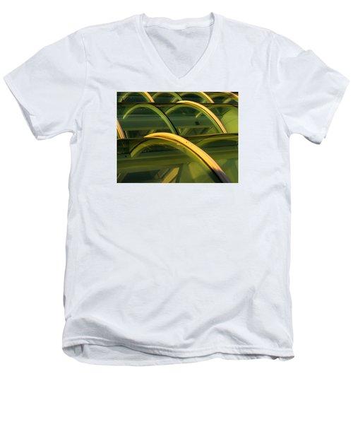 Triple Skylight Men's V-Neck T-Shirt