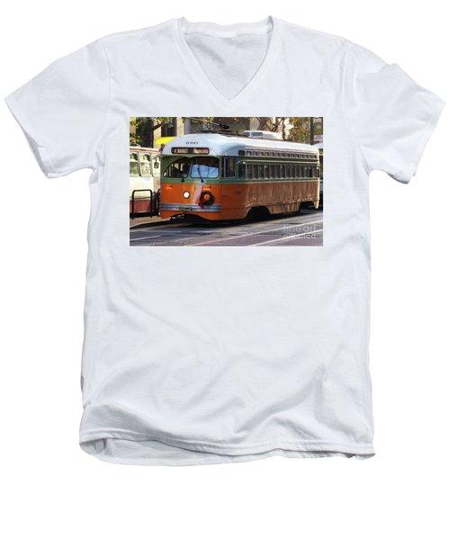 Trolley Number 1080 Men's V-Neck T-Shirt
